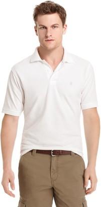 Izod Men's Classic-Fit Solid Pique Polo