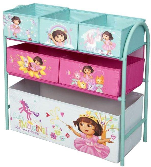 Nickelodeon Dora Multi Bin Organizer