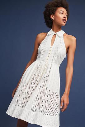 Tracy Reese Joanna Eyelet Dress $178 thestylecure.com
