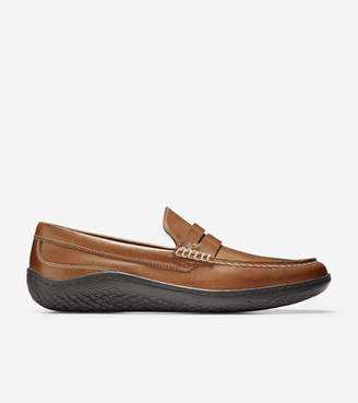 Cole Haan MtoGrand Traveler Moc Penny Loafer