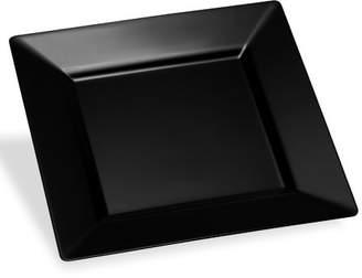 """Host & Porter Host and Porter Modern Collection- 10/11"""" Dinner Plate - Black"""