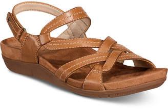 c15c36f3c09d Bare Traps Baretraps Jordyn Flat Sandals Women Shoes