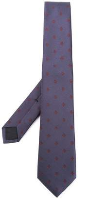 Gucci bees and stars tie