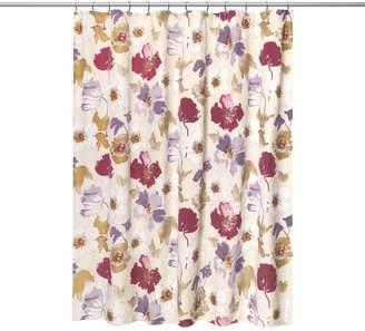 Dahlia Popular Bath Fabric Shower Curtain