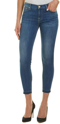 7 For All Mankind Seven 7 Gwenevere Bright Stockholm Ankle Cut