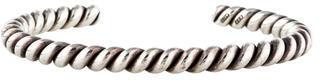 David Yurman Cable Cuff Bracelet $295 thestylecure.com