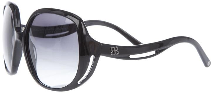Balenciaga Plastic sunglasses