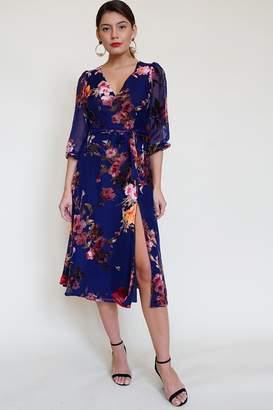Yumi Kim Lafayette Velvet Dress