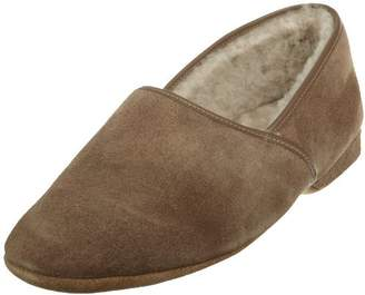 Derek Rose Men's Classic Sheepskin Slipper