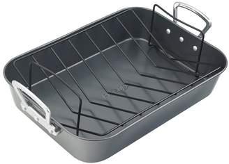 Prestige Professional Roaster Tray And Rack Set