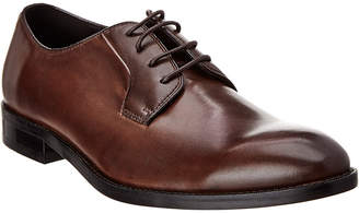 Gordon Rush Plain Toe Derby Leather Oxford