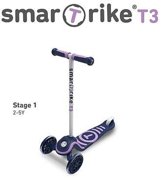 Smart Trike Purple T3 Scooter