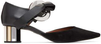 Proenza Schouler Black Mirror Mules