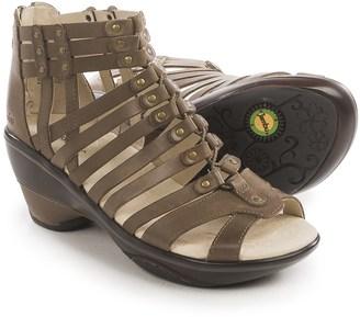Jambu Sugar Gladiator Sandals - Nubuck (For Women) $39.99 thestylecure.com