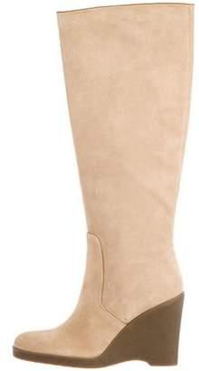 Calvin Klein Soledad Suede Boots w/ Tags
