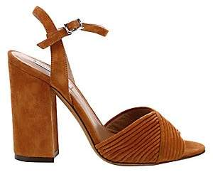 Tabitha Simmons Women's Kali Suede Slingback Sandals