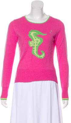 Lilly Pulitzer Long Sleeve Cashmere Top
