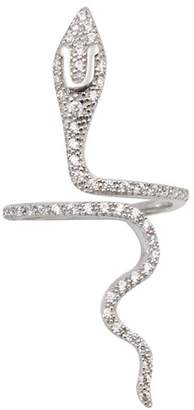 Wild Hearts - Snake Ring Silver