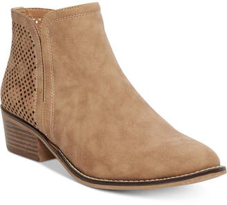 Madden-Girl Neville Ankle Booties