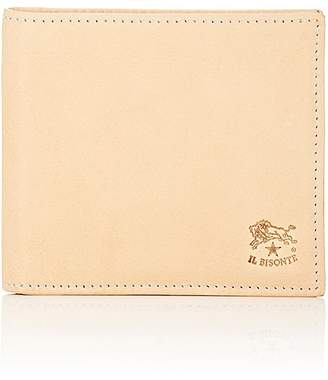 Il Bisonte Men's Leather Billfold