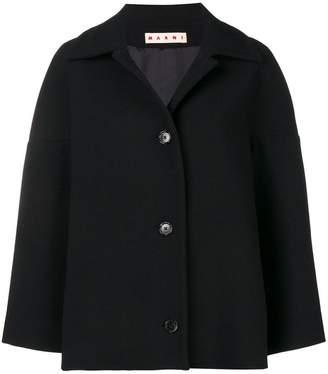 Marni oversized button jacket