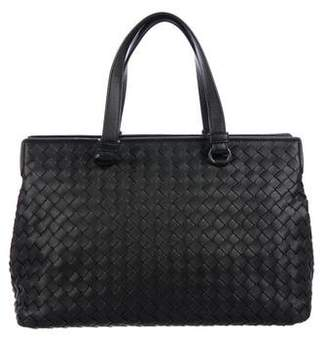 Bottega Veneta Medium Intreccatio Top Handle Bag