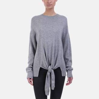 Frame Twist Wool-Cashmere Sweater