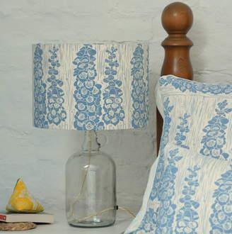 Steve Madden hannah Foxglove Glass Bottle Table Lamp