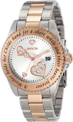 Invicta Women's 14731 Angel Analog Japanese-Quartz Two Tone Watch