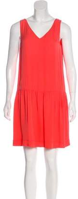 Steven Alan Silk Mini Dress
