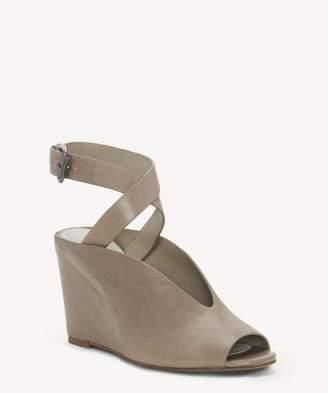 Sole Society Felidia Peep Toe Wedge Sandal