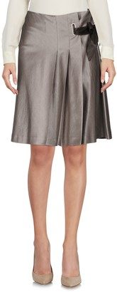 Gunex Knee length skirts - Item 35374295EV