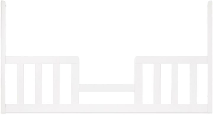 Child CraftChild CraftTM 3-in-1 Crib Toddler Guard Rail in White