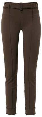 Gloria Coelho belted leggings