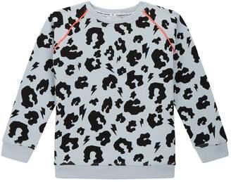 Scamp & Dude Leopard Spot Sweatshirt