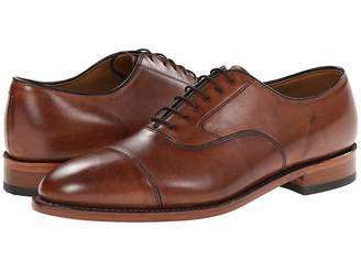 Johnston & Murphy Melton Classic Dress Cap Toe Oxford