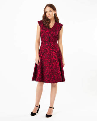 Phase Eight Amelie jacquard Dress