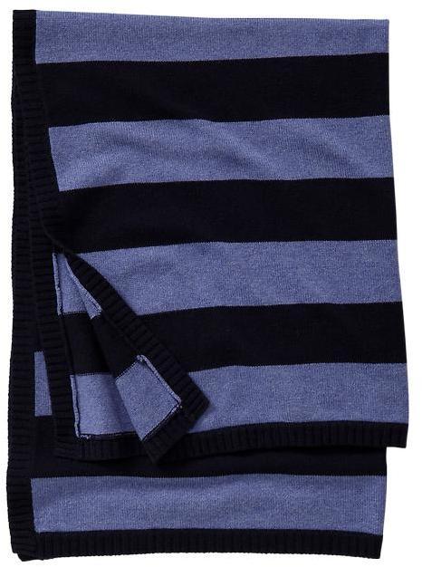 Gap Favorite stripe cashmere blanket