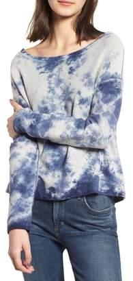 Sundry Tie Dye Pullover