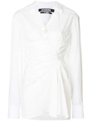 Maceio Tunic - White - Size FR40