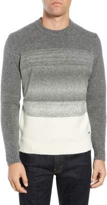 BOSS Ecardo Degrade Virgin Wool Blend Sweater