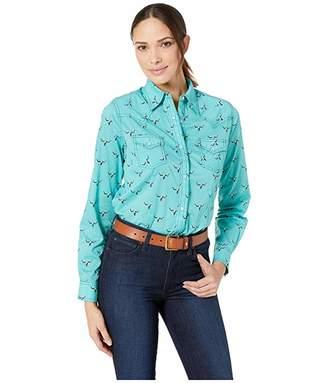 faf13c0c Snap Button Women's Shirt - ShopStyle