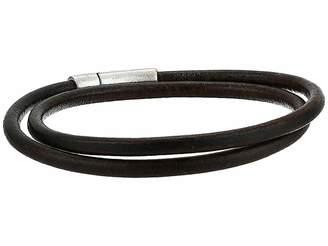 Torino Leather Co. Leather Orbit Bracelet