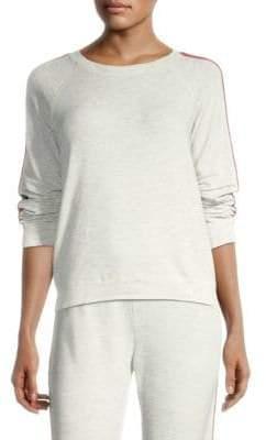 Monrow Vintage Rainbow Sweatshirt