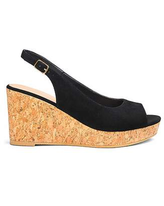 473f94b2ea1c Kickers Jojo Basic Wedge Extra Wide Fit