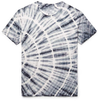 Outerknown Tie-Dyed Organic Cotton-Jersey T-Shirt