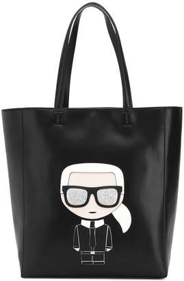 Karl Lagerfeld Paris tote bag