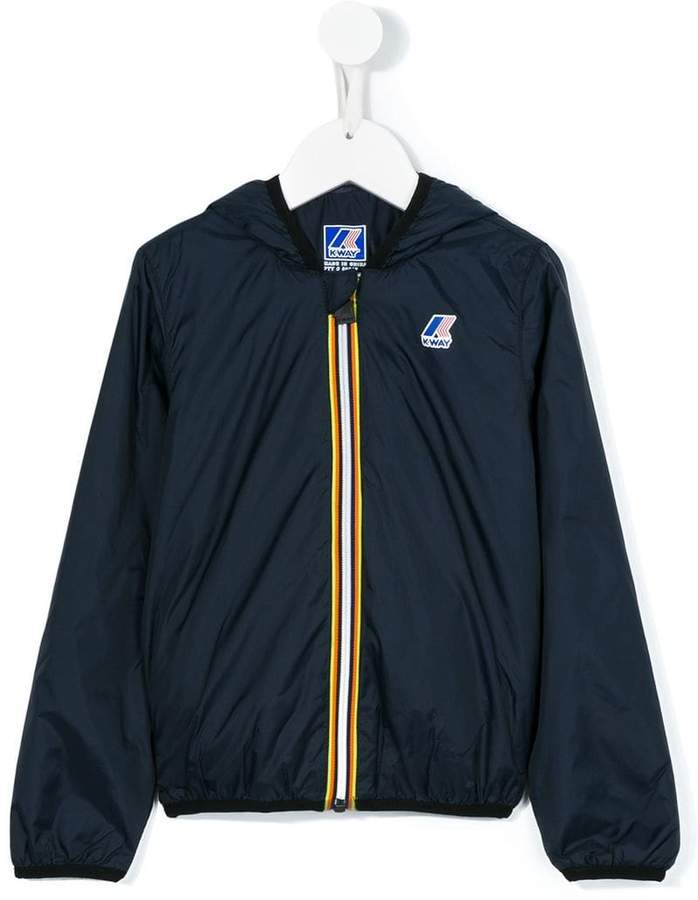K Way Kids Le Vrai Claude jacket