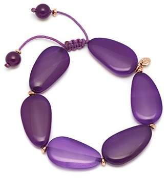 Lola Rose Women Agate Strand Bracelet of Length 26cm 0000000663564