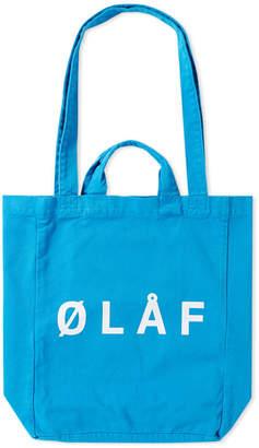la.f... Olaf Hussein Tote Bag